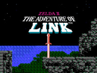 Zelda II - The Adventures of Link