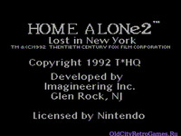 Home Alone 2 Lost in New York