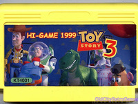 Toy Story 3 Hi-Game 1999 KT4001