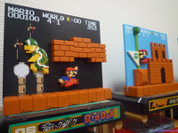Super Mario Bros. / hammer brothers stage