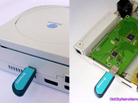 Usb GD Rom for Sega Dreamcast