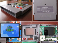 Nes portable cart