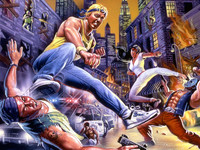 Streets of Rage, Bare Knuckle