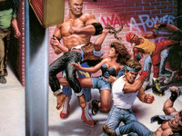 Streets of Rage 2 / Bare Knuckle 2