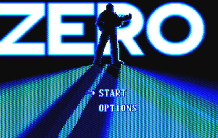 Титульный экран из игры Zero Tolerance, Зеро Толеранс, Нулевой Доступ