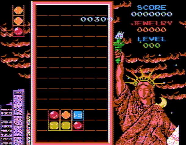 Титульный экран из игры Magic Jewelry / Магическая Ювелирность